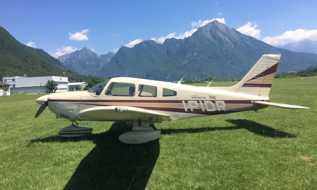 Piper_PA28_I-PIDR